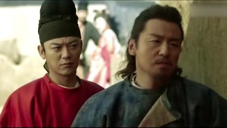 长安十二时辰:张小敬赫赫威名,宝剑往桌上一扔,下秒赌场清场!