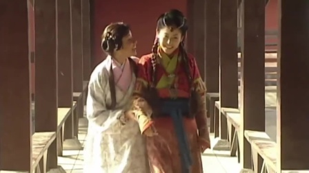 寻秦记:乌廷芳向公主说项少龙坏话,却不知项少龙是公主心上人!