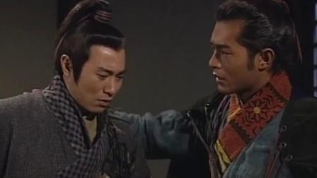寻秦记:项少龙沐浴,让乌总管与他一起,结果被对方误当成男同!