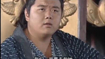 隋唐英雄传:李蓉蓉刺杀杨广被抓,要斩首示众,咬金要去救她