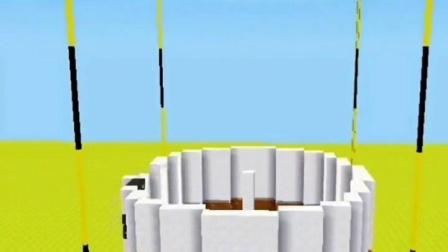 迷你世界:一键开启建筑