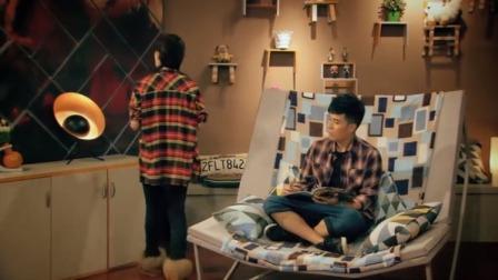 爱情公寓:一菲来到小贤房间,有事说不出口,告诉他是来散步的