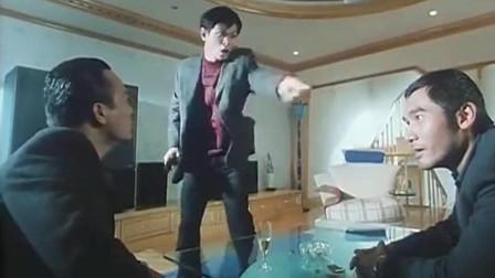 炳爷被遭小廖算计把自己送进了监狱,香港14K猛人崩牙驹从此奠定了澳门的地位