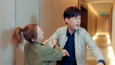 恋爱先生:靳东再遇渣男,上去就是一拳,这次见血了
