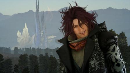 【红兜帽HD】PS4版 最终幻想15 实况流程 第13期