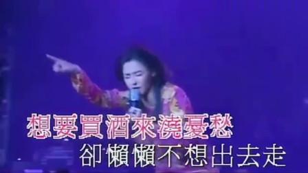 张柏芝演唱一首《爱之初体验》太经典了,表情很到位