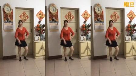 桂林香妹广场舞:《野花香》