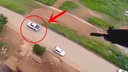巴西警察的抓捕方式,跟美国警察有一拼,开眼界了