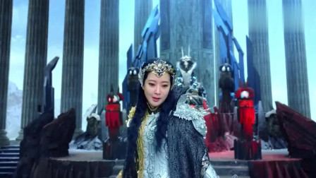 幻城:剑灵樱空释最在乎艳炟和卡索,就算变成剑灵都忘不了卡索