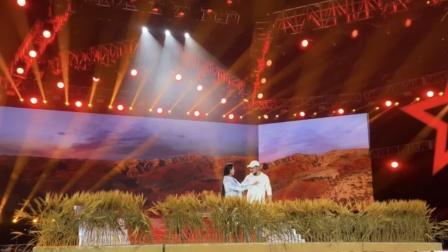 河南豫剧朝阳沟选段《翻过一架山走过一到洼》演唱:朱保龙、愿梦莉,太好听了!
