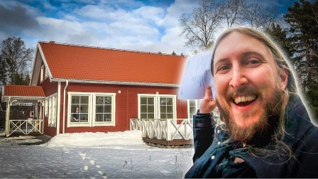 Ola Englund BOUGHT A HOUSE!