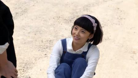 蚂蚱:日本姑娘心地善良,喜欢上中国学生,俩人青梅竹马