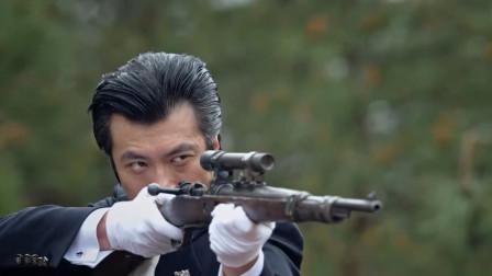蚂蚱:日本男爵毫无人性,把百姓当成猎物,在山上围捕追杀