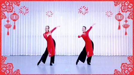 有点俏皮的《小酒馆》编舞:刘福洋,演绎赵雪儿,王懿老师。