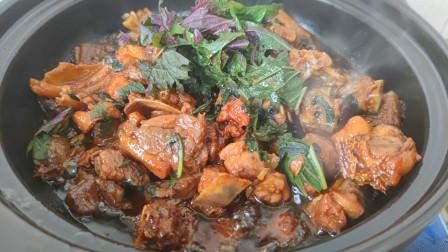 爱吃鸭肉要收藏了,学会鸭肉的这种做法,鲜香美味,一大锅不够吃