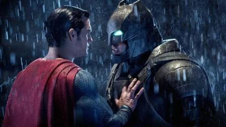 蝙蝠侠:原来 神也会流血