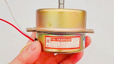 明明没有漏电,为什么电机外壳总是带电?手一碰电压直接就消失了