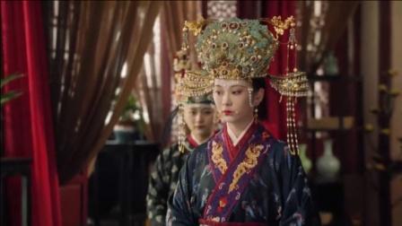 郭皇后还未与皇上圆房,却发现宠妃怀孕,怒气下打了皇上!