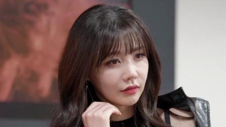首尔车展#美女模特洪智妍