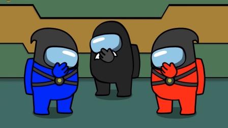 太空狼人杀:小蓝不满师傅的教导,居然拜了其他人为师