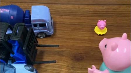 小猪居然认识这些车