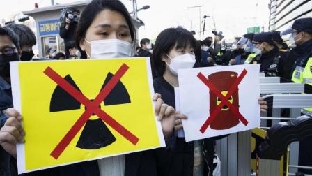 与日本斗,就服韩国!针对核污水排海连出5招,招招直戳日本命门