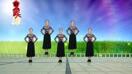 魔性舞蹈《苦酒一杯》跟风大家一起恰恰跳,好听好看且自然