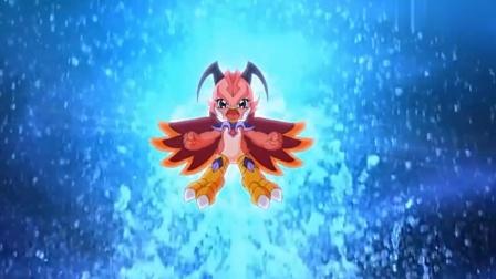 晶码战士02:大鹏羽兽