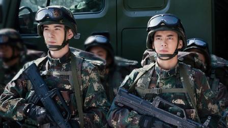李易峰陈星旭火箭军队来啦 一起向前冲!