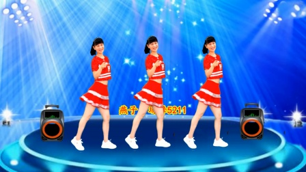 DJ广场舞《傻的很潇洒》节奏感极好,这首新歌太火了