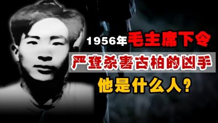 1956年,毛主席亲自下令:严查杀害古柏同志的凶手,他是什么