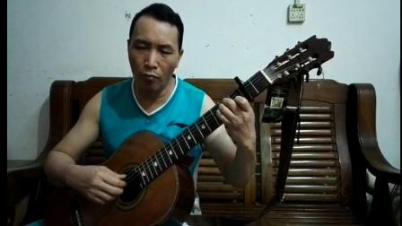 《橄榄树》吉他独奏曲