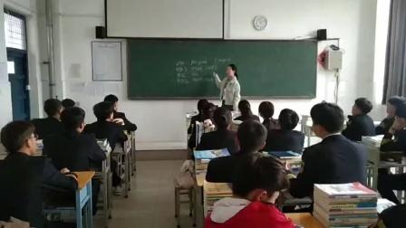 东明县职业中等专业学校邮轮乘务(海乘)方向班--英语课堂