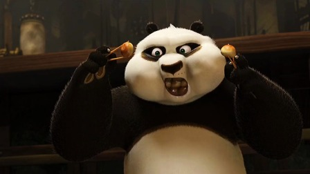 功夫熊猫04:熊猫二它来了