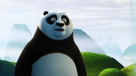 功夫熊猫05:师傅的静下心来