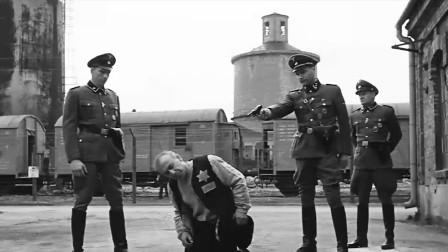 传记:纳粹枪毙犹太人一直卡壳,原因是杀人太多枪膛撞针被磨平了