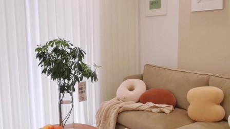 有这样的客厅和卧室,我愿意窝在家里不出门