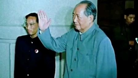 毛主席晚年接待外宾,见到基辛格夫人时,却说了这样一句话