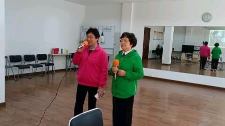 每周四上午和每周一下午《自娱自乐》自习唱歌(3)