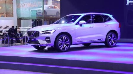 """沃尔沃汽车携新款XC60上海车展首秀 解锁智能出行新""""享""""法"""