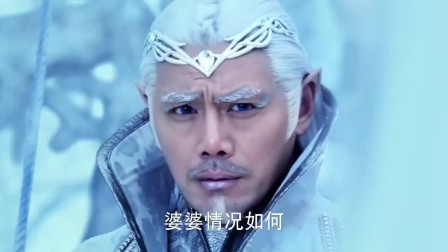 幻城:卡索心中痛苦,婆婆为了他如愿,现在灵力和记忆都没了