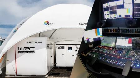 """被芬兰NEP工程师评为""""最难制作的节目""""——WRC的幕后探访"""