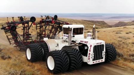 Top5 世界上最贵的拖拉机,用它们工作是真的爽!