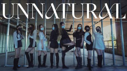韩舞女团 宇宙少女WJSN最新单曲Unnatural 完整舞蹈版 (天舞)温哥华