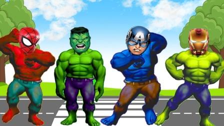 超级英雄动漫:快来救救超级英雄