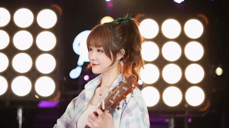 小姐姐翻唱徐小凤《风的季节》,越听越喜欢的经典,动感好听!