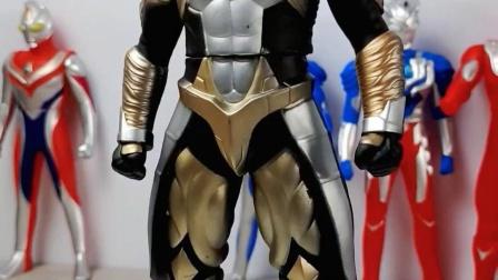 塔尔塔洛斯奥特曼,真的好像铠甲勇士