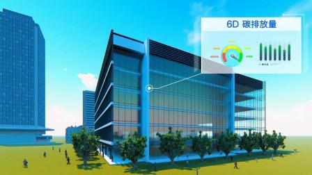 聚焦5D BIM和6D创新碳排放,推动绿色建造发展