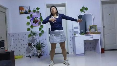 春天美广场舞《男朋友》活力动感