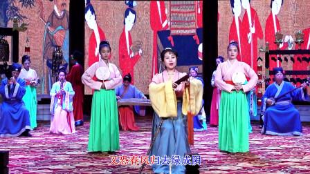 宋词乐舞:鬲溪梅令·好花不与殢香人,演唱:刘倩